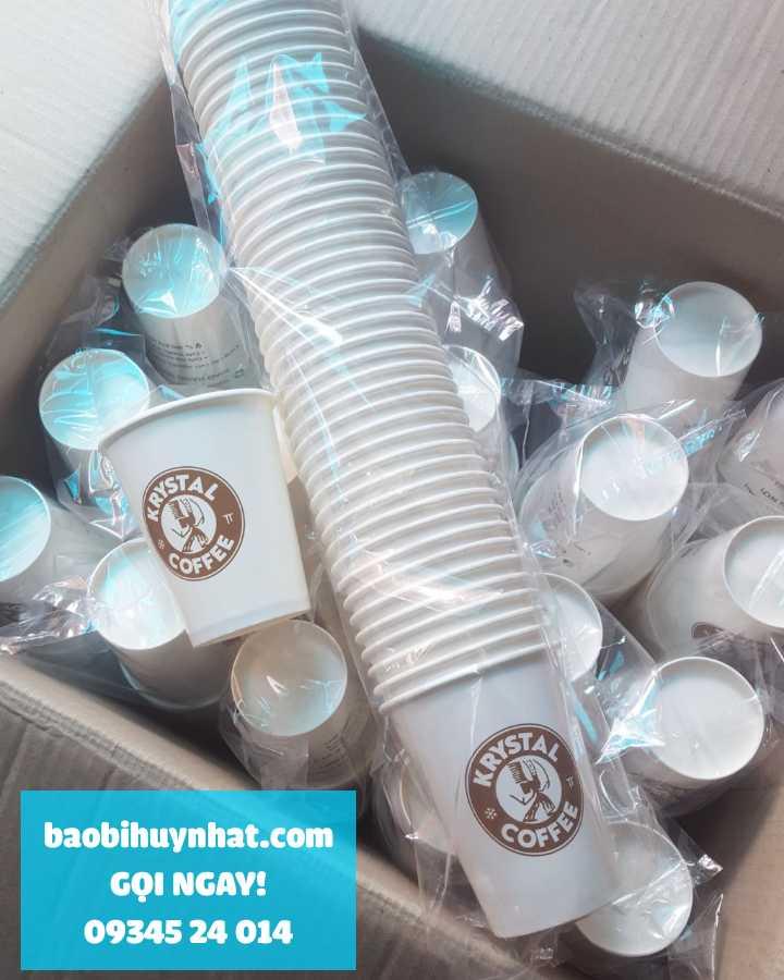 Huy Nhất- công ty sản xuất ly giấy uy tín