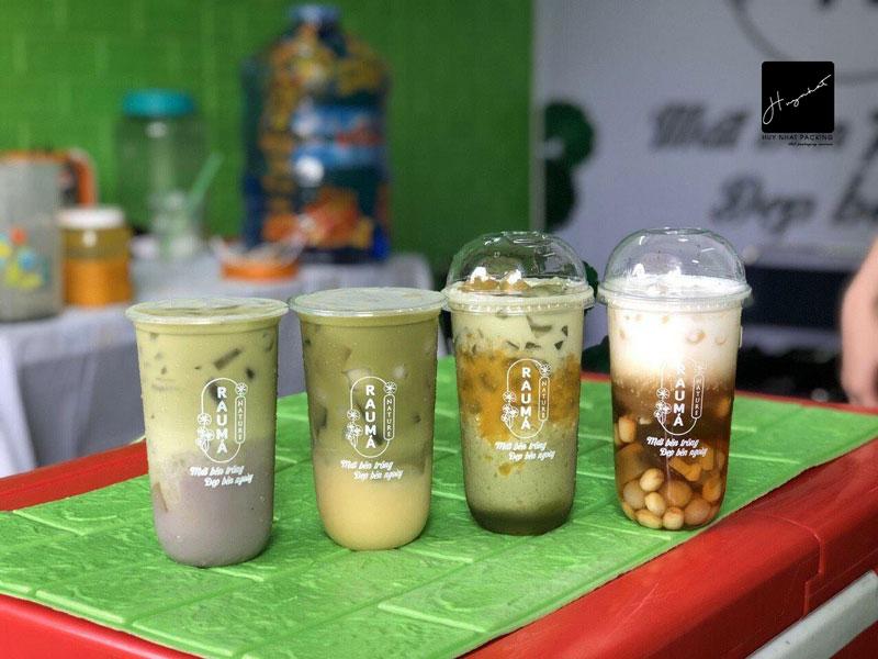 Tổng hợp các mẫu logo trà sữa đẹp và một số ý tưởng thiết kế