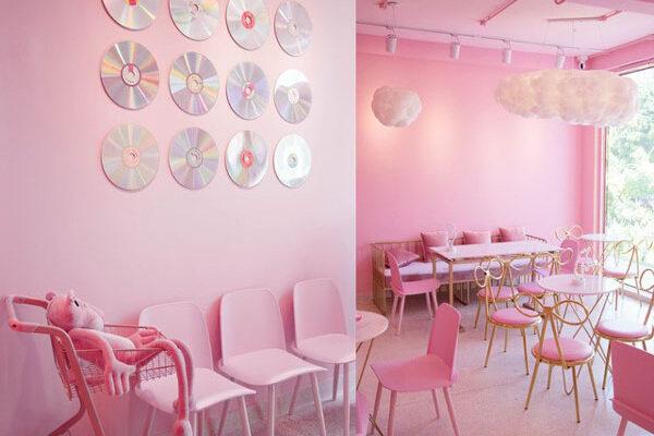 Những phong cách thiết kế quán trà sữa được ưa chuộng hiện nay