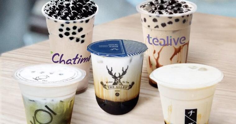 Các thương hiệu trà sữa nổi tiếng và cách đặt tên thu hút nhất 2020